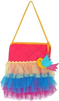 Little Pipal Tropical Bird Tutu Tote Shoulder Bag