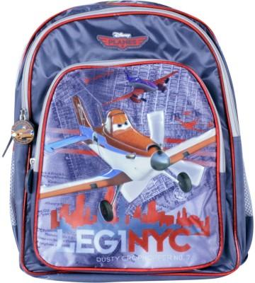 Planes NYC Waterproof Backpack
