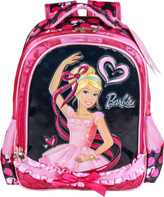 Mattel Barbie with bow School Bag