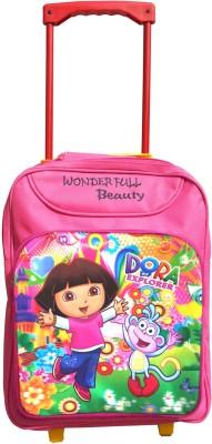 Butterfly Dora the Explorer Mesh Bag Waterproof School Bag