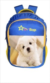 Star NV Bags Backpack(starnv5 bluebag Multicolor 0033, 32 L)
