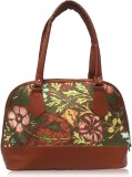 Alice Messenger Bag (Brown)