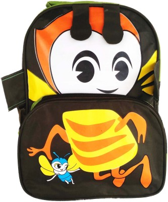 Digital Bazar Australian Activa Butterfly Backpack Waterproof School Bag
