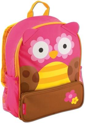 Stephen Joseph Sidekicks Owl Waterproof Backpack