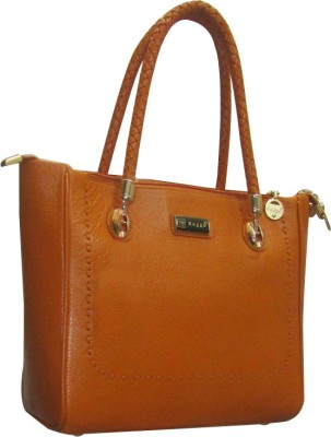 Baggo Shoulder Bag(Tan, 12 inch)