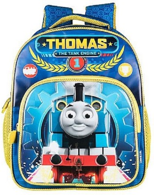 Thomas And Friends The Tank Engine Blue School Bag