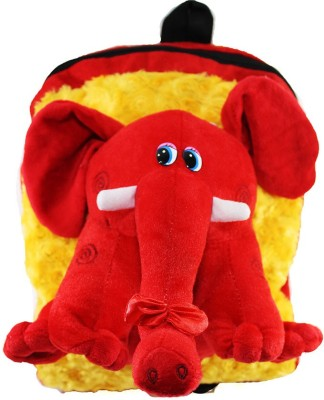 Tickles By Inmark Red Elephant Shoulder Bag School Bag