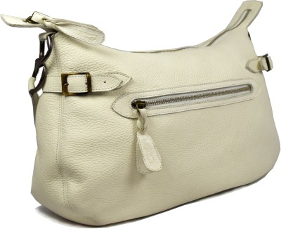 Canthari Off White party wear and multipupose School Bag