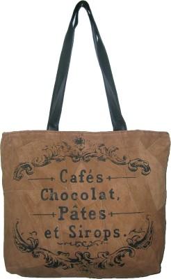 ChicAntique Shoulder Bag(Tan, 5 L)