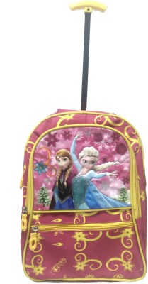 Beauty school bag B_Trolley Waterproof School Bag