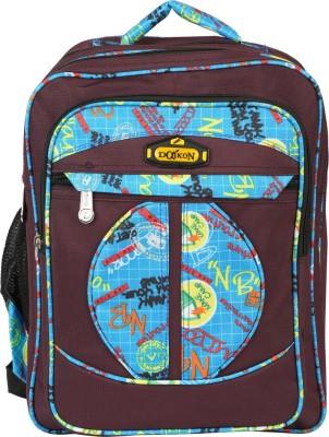 Daikon Waterproof School Bag(Multicolor, 30 L)