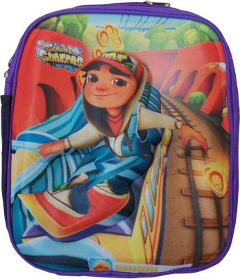 Majesty Subway Surfer Waterproof School Bag