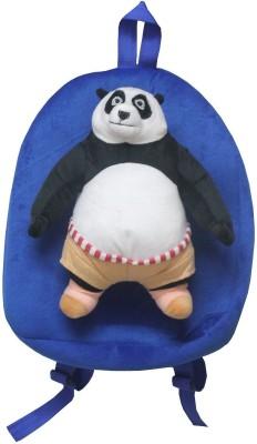 Tipi Tipi Tap Kungg Fuu Panda Soft Toy Waterproof School Bag