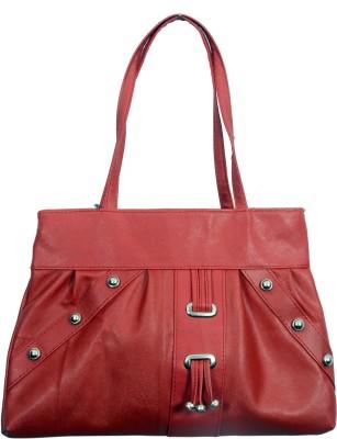 karishma sarees Waterproof Shoulder Bag(Red, 5 L)