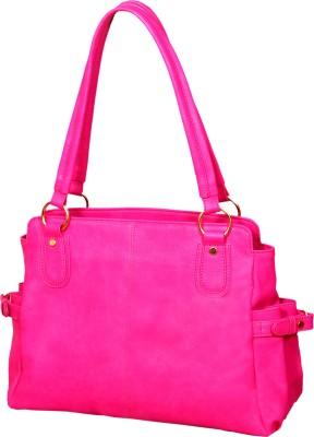 free fashion PINK HAND BAG Waterproof School Bag