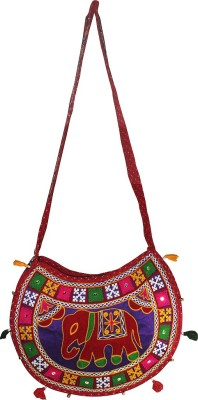 Ranvijay Sling Bag(Multicolour, 5 L)