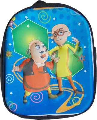 Majesty Motu Patlu Waterproof School Bag