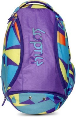 Kudos Blue 20 Inch School Bag
