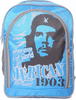 Oril Waterproof School Bag