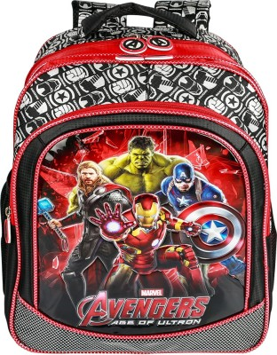 Disney Avengers Age of Ultron Group Art School Bag