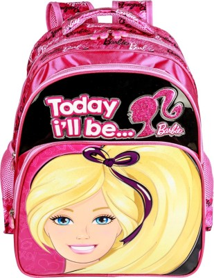 Mattel BarbieToday I,ll be Barbie School Bag
