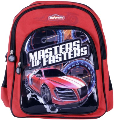 Majorette R8 Silver Waterproof Backpack