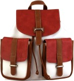 Lychee Bags Kelly 1 L Small Backpack (Wh...