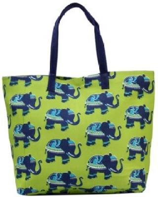Royal Pitarah Waterproof Shoulder Bag(Green, 17 inch)