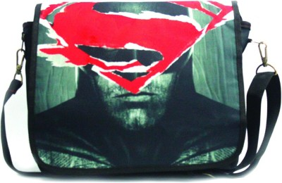 Batman V Superman Messenger Bag School Bag