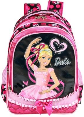 Mattel with bow School Bag