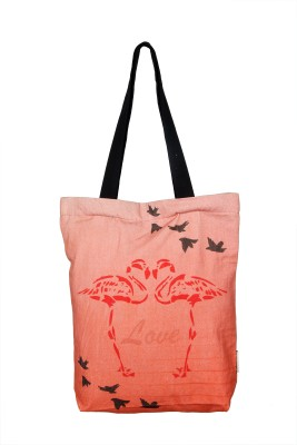Panna Cotta Canvas Bag School Bag
