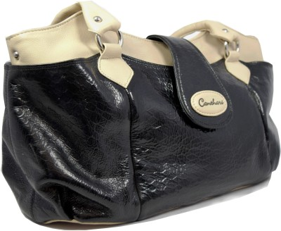 Canthari Combination of Grain and Patent leather School Bag