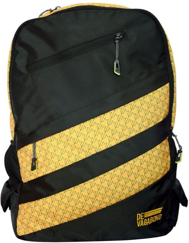 Devagabond Backpack(Yellow, 31 L)