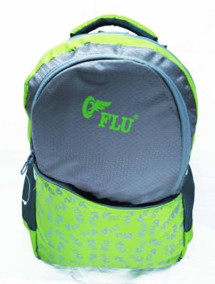 FLU Waterproof School Bag