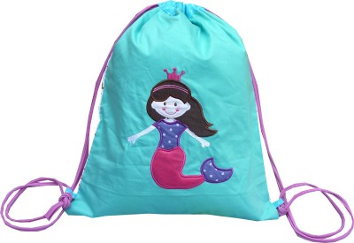 Little Pipal Mermaid Toddler Drawstring Backpack