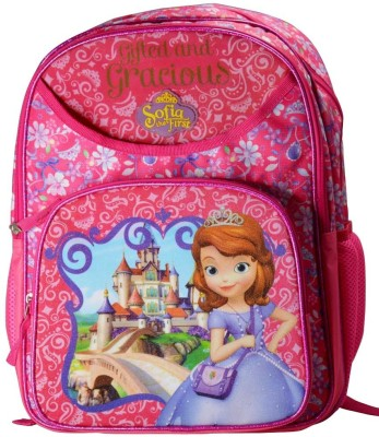 Sofia Shoulder School Bag