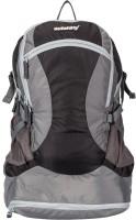 Outshiny Ultra Black Laptop Backpack 35 L Backpack(Multicolor)