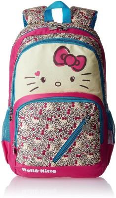 Hello Kitty Waterproof School Bag