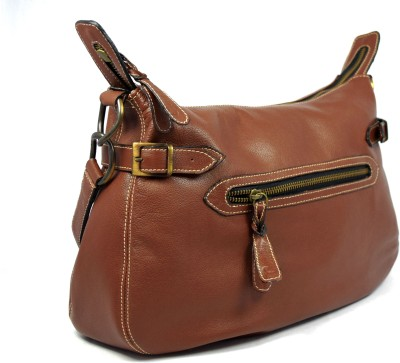 Canthari Brown party wear and multipupose School Bag