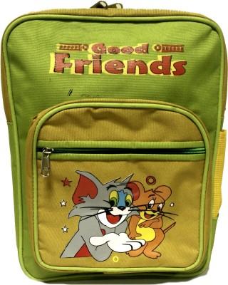 Riddi Impex Super Star Good Friend Waterproof School Bag
