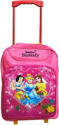 Batu Lee Princess Mesh Bag Waterproof Trolley