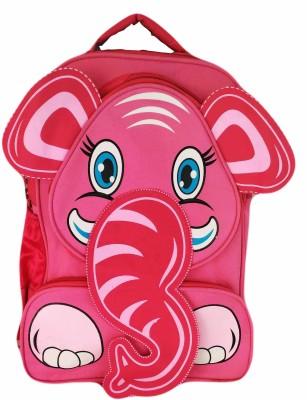 Digital Bazar Ganesha The Elephant Backpack Waterproof School Bag