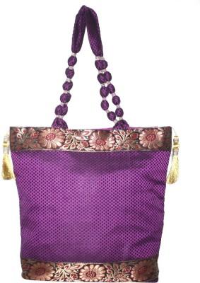 Lolaski Fancy Traditional Silky Bag School Bag