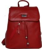 C Comfort School Bag (Red, 13 inch)