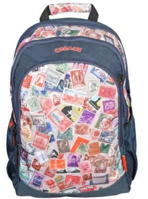 Cosmus Orcus (Stamp) Waterproof Backpacks