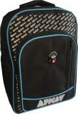 Apnav Waterproof Backpack (Black, 16 inc...