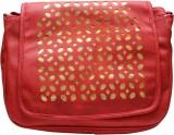 Silver Swan School Bag (Red, Gold, 8 inc...
