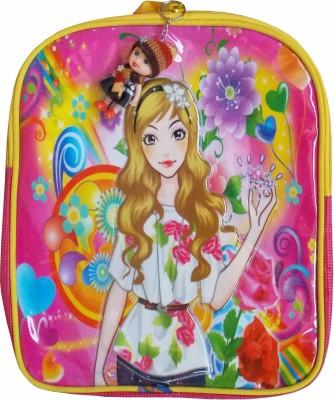 Majesty Cartoon Printed Waterproof School Bag