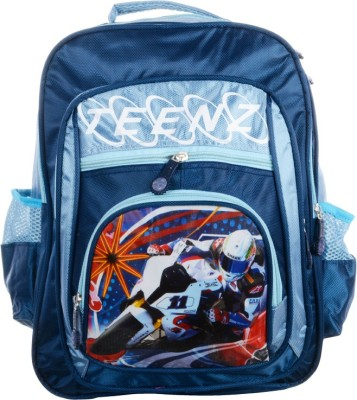 Moladz Biker Waterproof School Bag