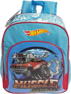 Hot Wheels Muscle division School Bag